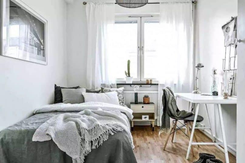 Top 40 Minimalist Style Dorm Decorating Ideas!