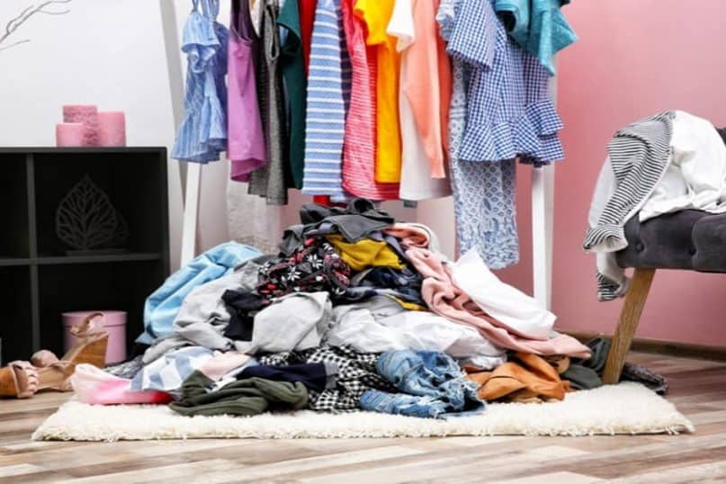 Clean Out Your Closet and Get Rid of These Items Immediately!